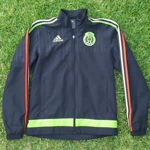 Men's Adidas Mexico Windbreaker Jacket size S